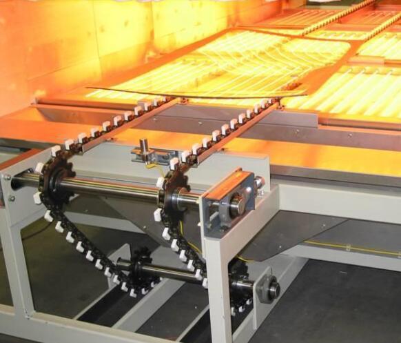 食品機械之隧道式烘箱